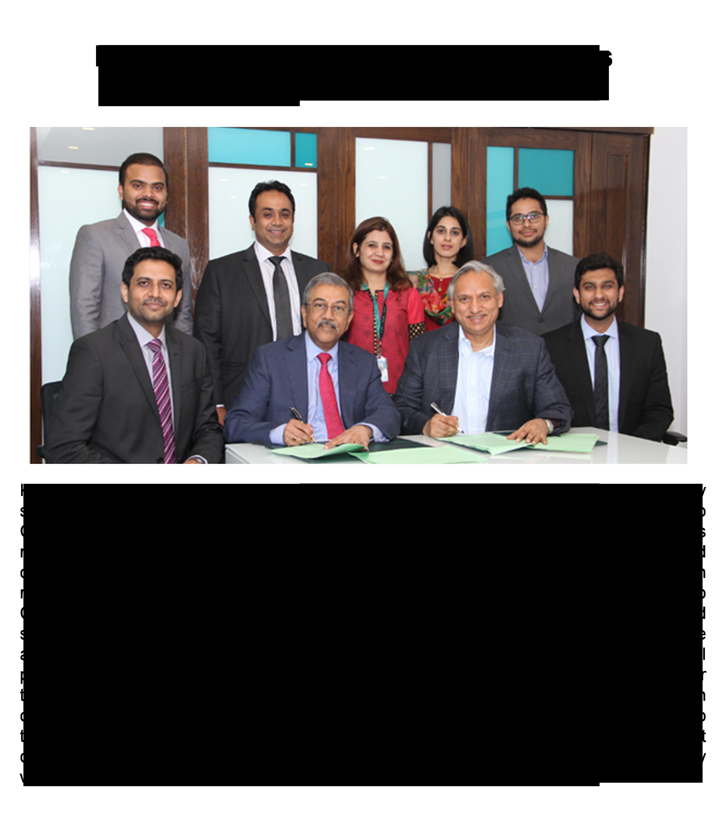 EFU Life – Tez Financial Services Strategic Partnership